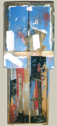 Jeffery Driskill Machine boy type 2 (closed)