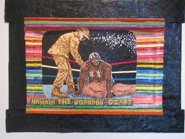 Kamala The Ugandan Giant