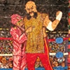 Ox Baker and The Wizard