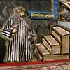 detail of ringsmens Skandor Akbor
