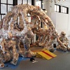 Monkey Act: Jeffery Driskill & Paul W. Perkins  Cage Gallery 2 (The School of the Art Institute Of Chicago)