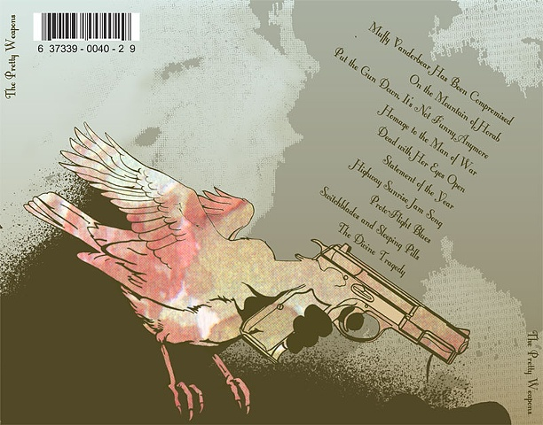 The Pretty Weapons - Back Cover