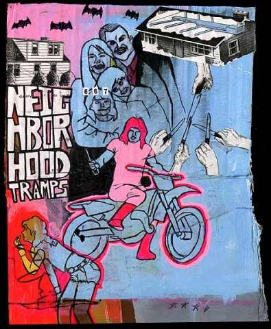 Neighborhood Tramps: 667