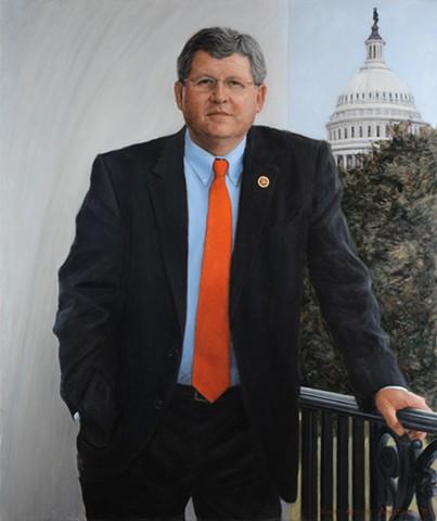 Frank D. Lucas U. S. Representative - Third District  State of Oklahoma