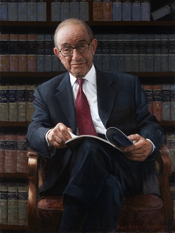 Dr. Alan Greenspan - Former Chairman Board of Governors of the Federal Reserve