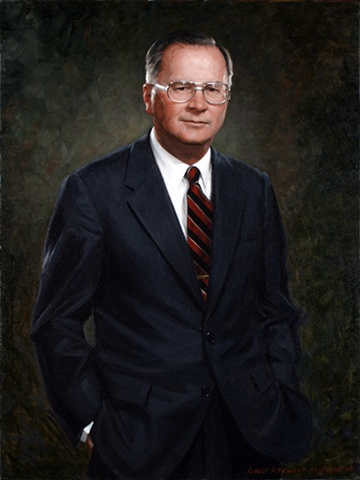 Charles E. Hugel Former Chairman - Board of Trustees  Lafayette College Easton, Pennsylvania