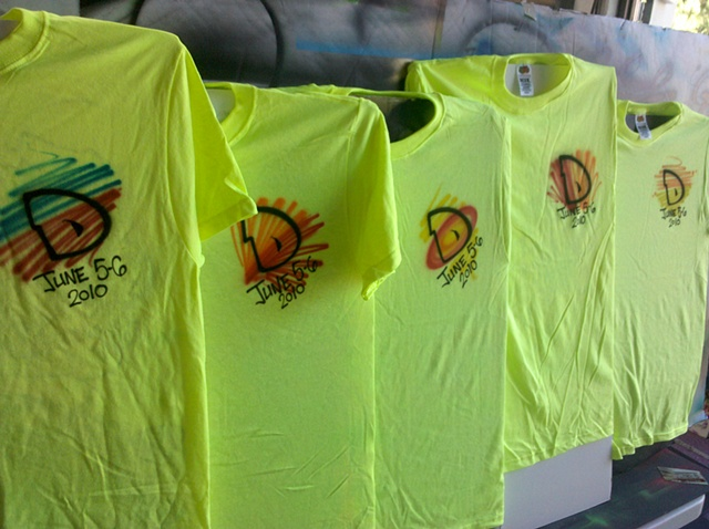 T Shirts Airbrush Pocket Designs