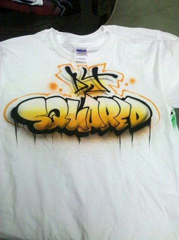 Airbrushed Shirt