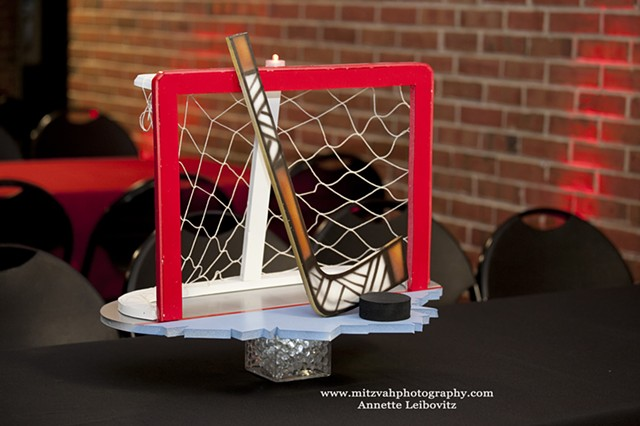 Sports Hockey Net Small