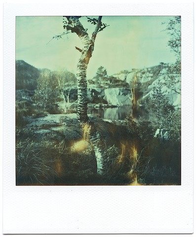 Norway, old polaroids...