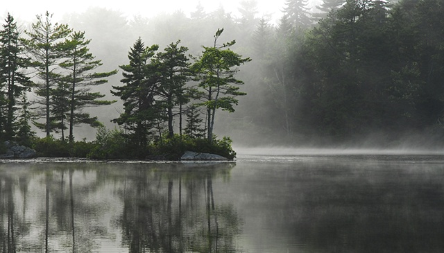 Appalachee Pond I Maine