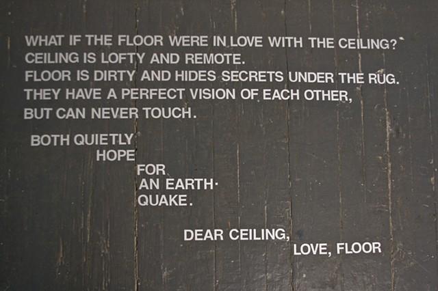 Dear Ceiling
