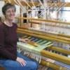 drawloom weaving