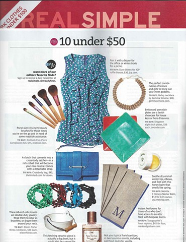 Real Simple March 2013