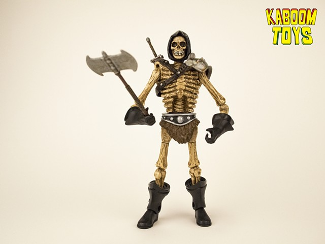 """Skeleton Warrior"""