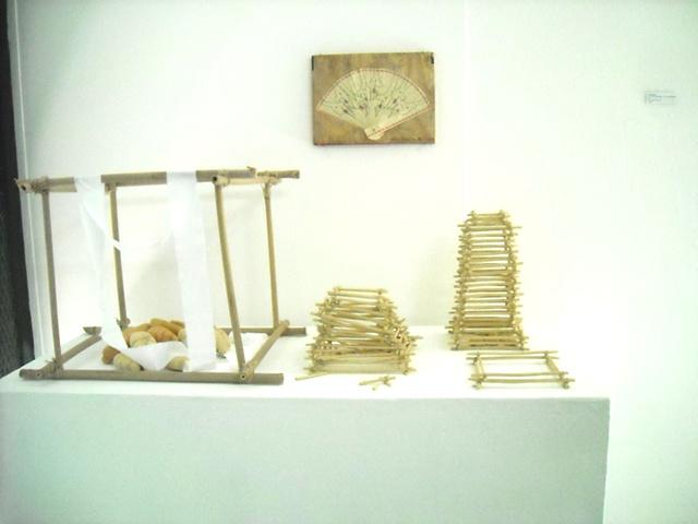 Bound/ Bamboo Installation