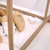 Bound/ bamboo (detail)