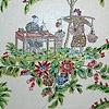 Toile de Chine: Needle & Thread