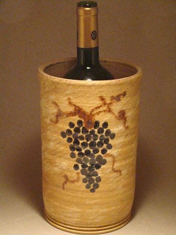 Wine Cooler Stoneware Clay