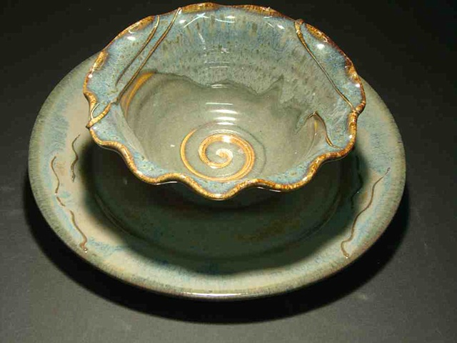 Plate & Bowl