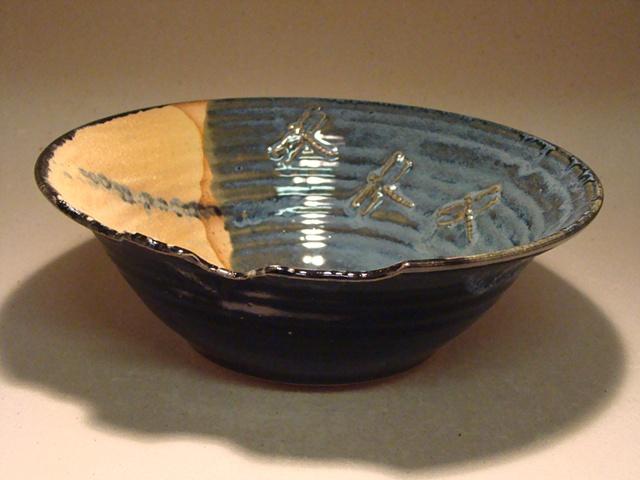 Bowl Stoneware Clay