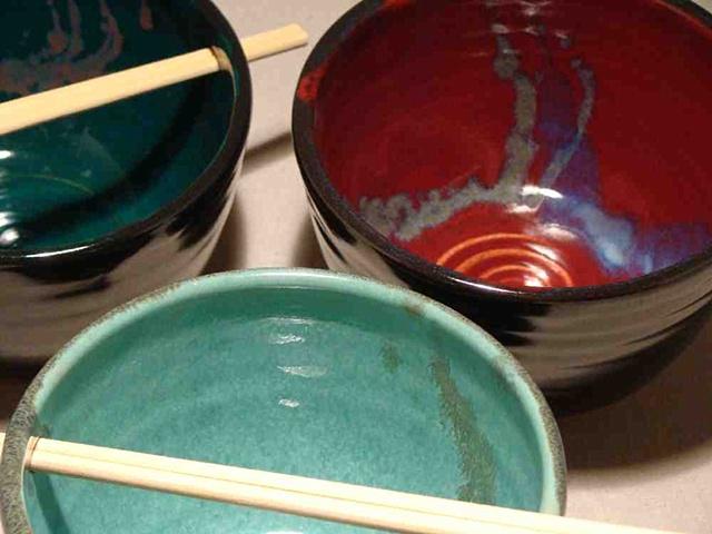 Rice Bowls Stoneware