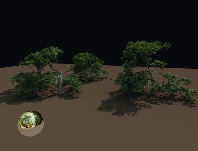 Tropical tree assets