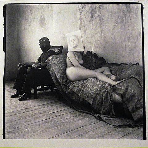 ARTIST & MUSE  Denis Masi