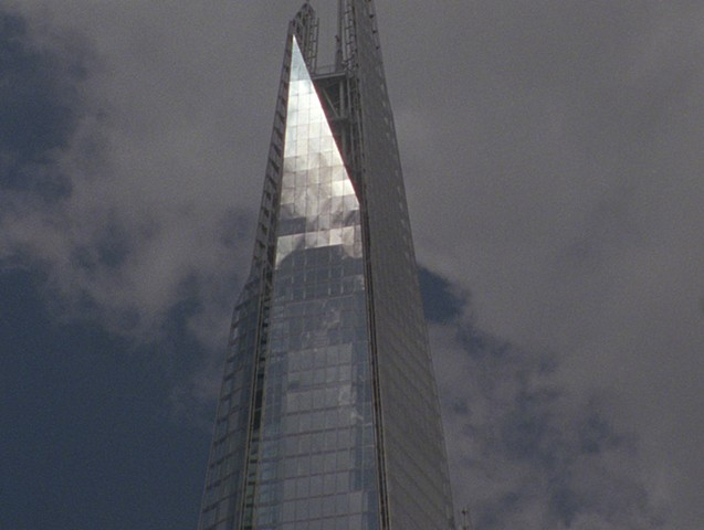 The View of The Shard  Carla Garcia & Calum Watt, 2014 16mm colour, digital sound 100'