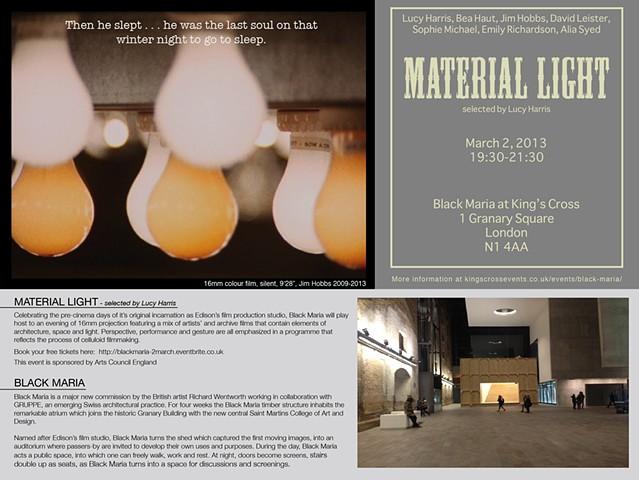 Material Light
