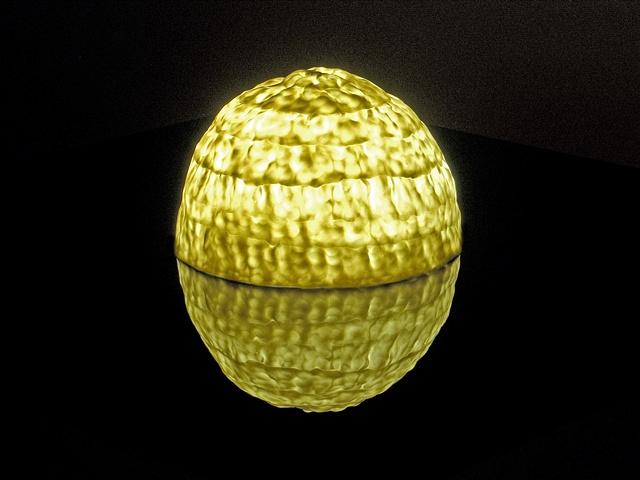 "Artist: Damian Yanessa ""Sphere"""