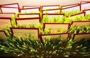 Wheat Grass Place Cards