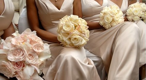 Daniel Menacher Photography Maid of Honor and Bridesmaid Bouquets