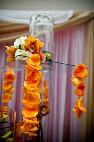 Hanging Petals Detail