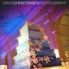Frosted Julep Cup Cake Table Decor