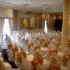 Gold Satin Sash Ceremony