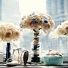 French Twist Bridal Bouquet