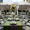 City Chic Table Scape