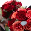 Rose Bridesmaid Bouquets