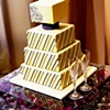 Contemporary Cake Table Design