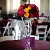 Reversible Vase Reception Centerpiece