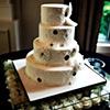 Modern Cake Table Design