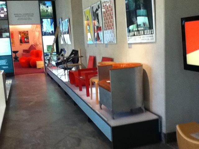 Furniture Design Exhibition at Design Museum