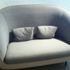 Mix Textured Textile Sofa - Award Nominee