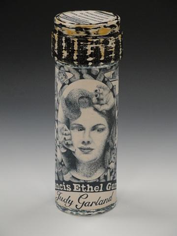 Judy Garland, ceramics