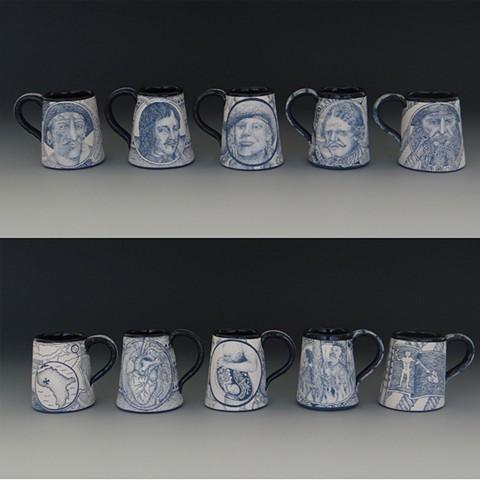 Ceramics, Stuart Asprey, Clay, Beer, Alcohol, Porcelain