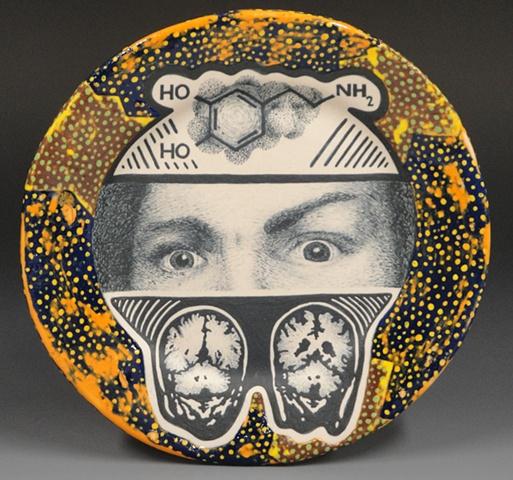 Charlie Manson Eyes, schizophrenia
