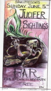 Laura Usowski, Lovecraft Tattoo Art, Music, Fliers, Jucifer, Sightings, Bar New Haven Ct, Shaki Presents