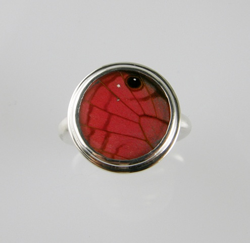 'Blush' Ring (top)