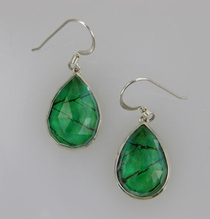 Emerald Queen - Earrings